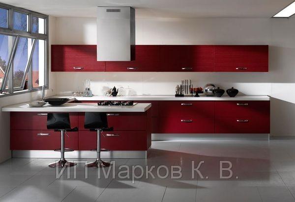 Кухни своими руками на 6 кв.м