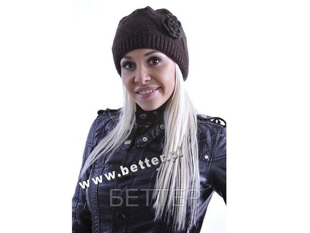 вязание шапок женских спицами, мужская вязаная шапка описание и.